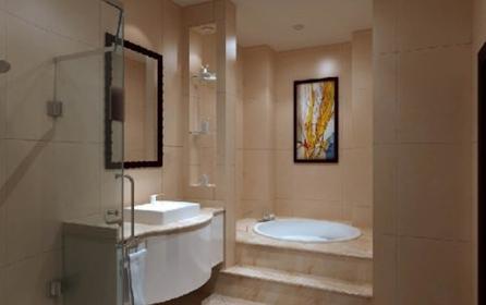 卫生间用品:马桶需根据坑距合理选择;浴室柜和镜子